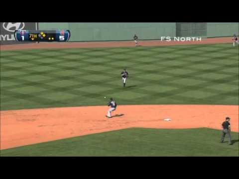 MLB Best Outfield Plays of 2012 - YouTube