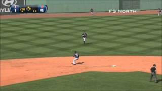 MLB Best Outfield Plays of 2012