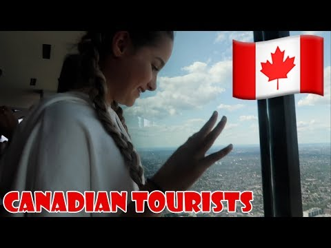 Being Canadian Tourists 🇨🇦 (WK 345.5) | Bratayley