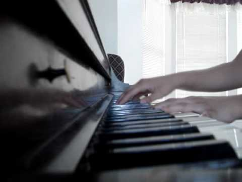 Homemade Song on the Piano