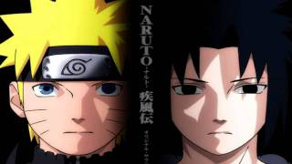 Naruto Shippuden OST Vol. 1 - Track 7: Man of the World