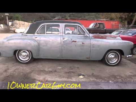 51 Dodge Coronet Split Window Gyro-Matic Oldtimer Classic For Sale