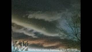 """""""Noche Azul"""" Carlos Espinosa de los Monteros"""