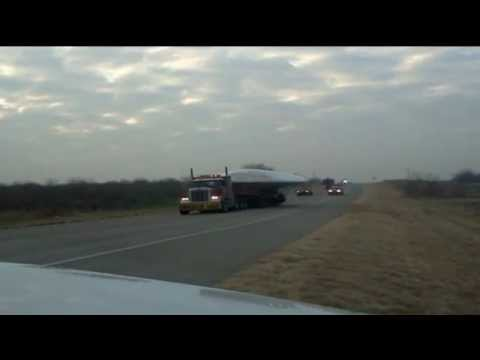 UFO Transported Through Kansas On Truck By Government