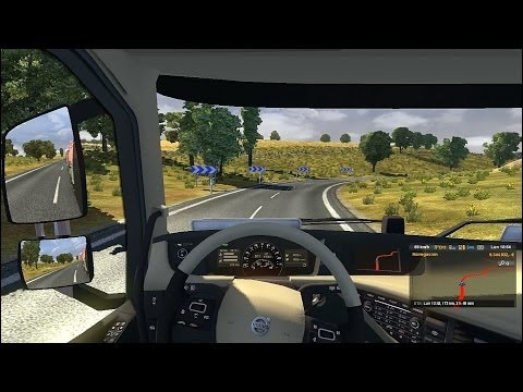Euro Truck Simulator 2 Buying the New 2013 Volvo FH Globetrotter | Truck of the year 2014 | 1.7.0