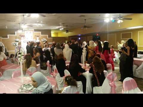 A Palestinian American wedding in Arlington,  TX