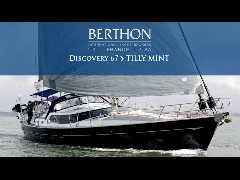 Discovery 67 (TILLY MINT) Walkthrough - Yacht for Sale - Berthon International Yacht Brokers