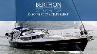 [OFF MARKET] Discovery 67 (TILLY MINT) Walkthrough - Yacht for Sale - Berthon International
