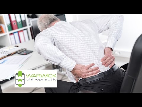 Dr Dave TV - Where Does Your Back Pain Come From? - Lacey Olympia Chiropractor