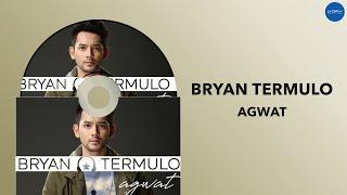 Bryan Termulo - Agwat (Official Audio)