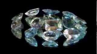 Wholesale Lot 30.10ct 14pcs Aqua Blue AQUAMARINE GEM, BRAZIL for jewelry