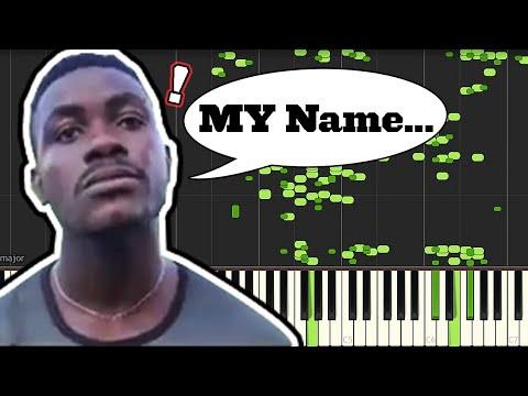 Uvuvwevwevwe Onyetenyevwe Ugwemuhwem Osas on Piano? as MIDI!