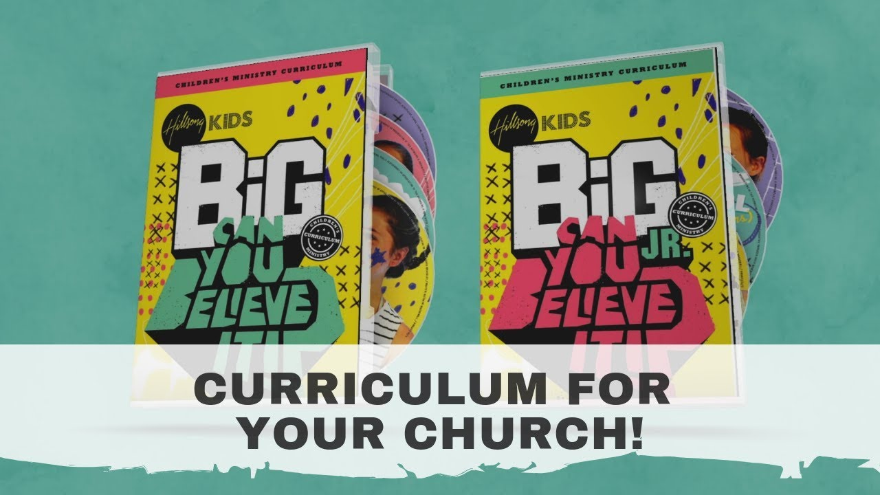 image relating to Free Printable Children's Church Curriculum named Significant Curriculum Children