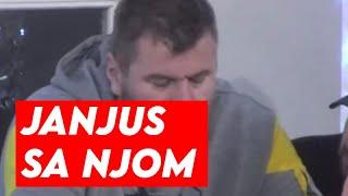 STAVIO TACKU NA VEZU SA MAJOM - Janjus nakon zavrsetka Zadruge otisao sa NJOM