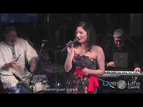 Jo Kaiat Trio au Live & Life caffè