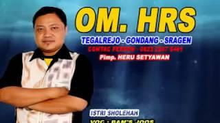 ISTRI SOLEHAH ~ OM. HRS ft Bambang ~ Launching HRS Music 2015