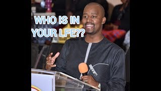 Bishop Twala ~ Who is in your life??