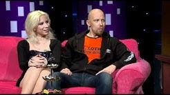 Tuomas Enbuske Talk Show - Jakso 38 - Vieraana Mr. Lothar ja Susan Silver