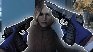Gambar cover akimbo pistol dodge build (Payday 2)