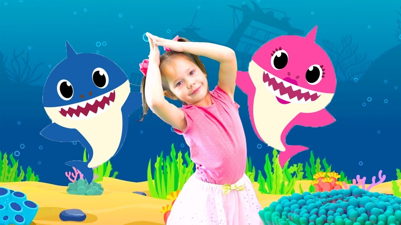Baby Shark Dance #2 | Sing and Dance! | Songs for Children