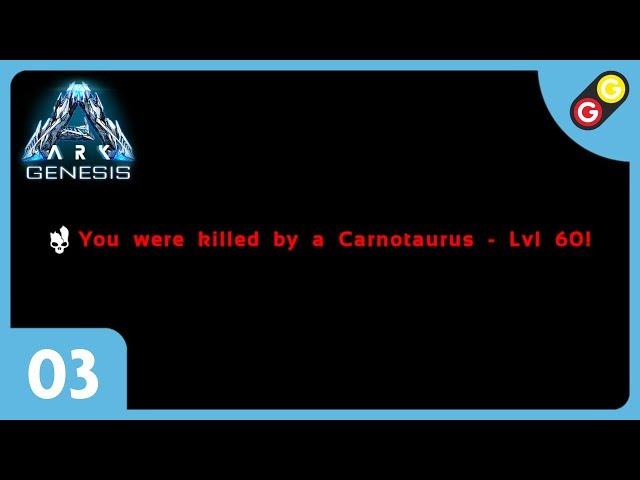 ARK : Survival Evolved - Genesis #03 On meurt en boucle ! [FR]