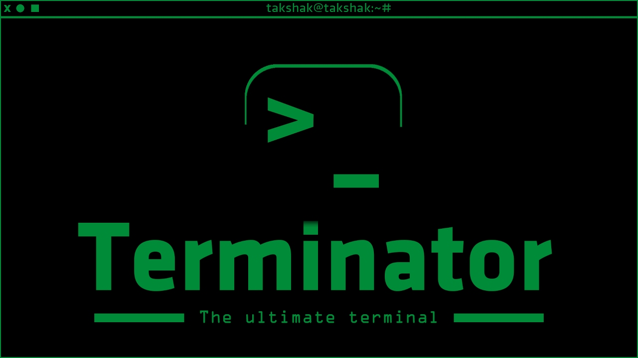 Terminator : The Ultimate Terminal For Linux (Ubuntu, Mint, Manjaro, Kali)