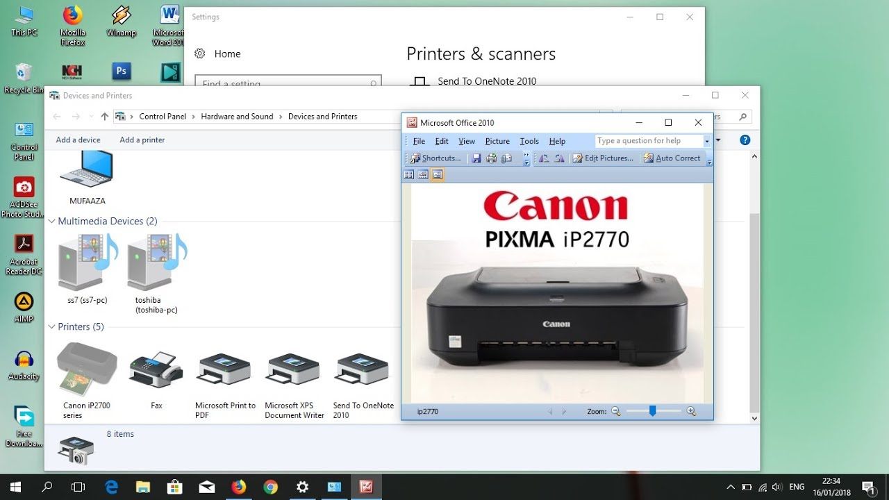 CARA INSTAL PRINTER TANPA CD DRIVERS FOR WINDOWS 7