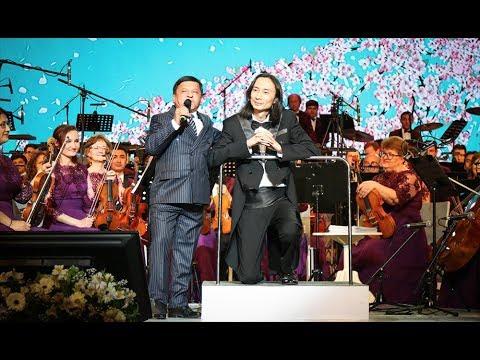 Концерт к 80-летию Национального симфонического оркестра