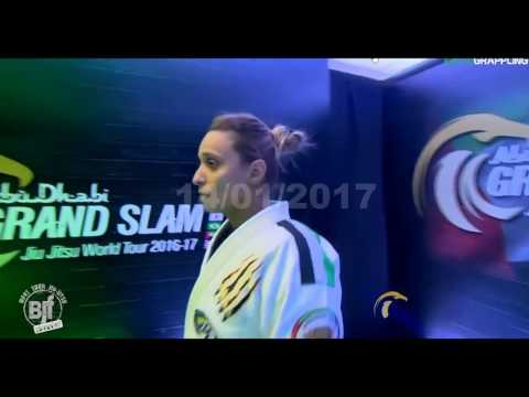 2017 Abu Dhabi Grand Slam day 2