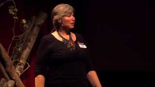 What Would You Do if You Were Not Afraid? Nancy Sathre-Vogel at TEDxJacksonHole