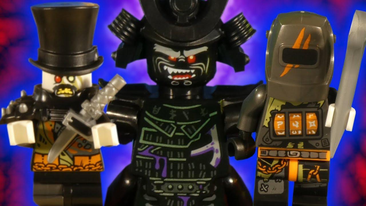 LEGO NINJAGO SONS OF GARMADON PART 6 - COMING TOMORROW - SEASON FINALE