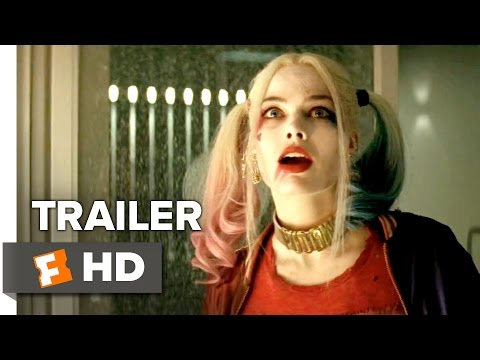 Suicide Squad Official Trailer #1 (2016)