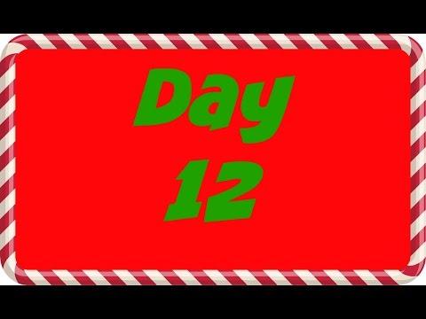 Day 12 of Streammas/ Vlogmas - Bijou Lipstick and Christmas Haul