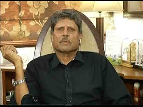 "Kapil Dev appeals Imran Khan, ""Fist improve Indo-Pak relations then we will pay cricket"""