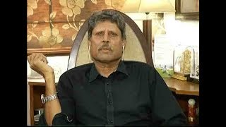 "Kapil Dev appeals Imran Khan, ""Fist improve Indo-Pak relations then we will pay cricket"" thumbnail"