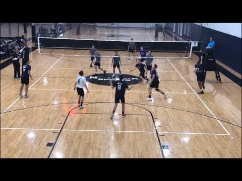 Anthony DePalma | Outside Hitter | Junior Year | SOSVBC 18u Club highlights | 3.55 GPA