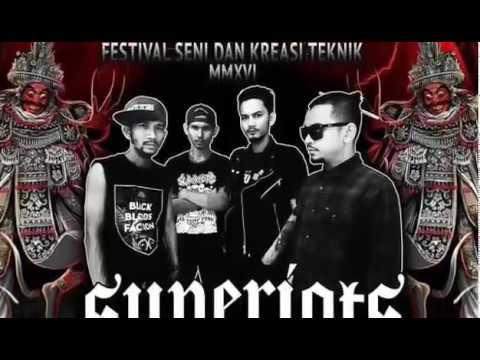 Superiots LIVE Fanatik Fest Denpasar Bali (Selamat Datang Di Surga Kami)