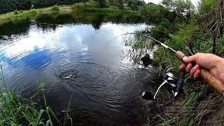 Рыбалкой я остался доволен!!Рыбалка на спиннинг.