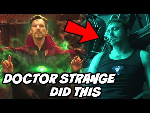 Play What Doctor Strange Saw in 14 Million Outcomes in Avengers Infinity War for Avengers 4 EndGame