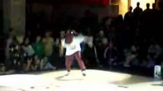 BBoy Luigi (RSC) - eurobattle show