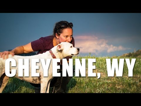 A Whirlwind Tour of Cheyenne Wyoming