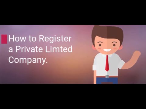 How to Register Private Limited Company ?