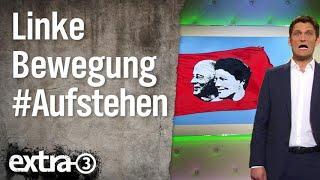Linke Sammelbewegung #Aufstehen