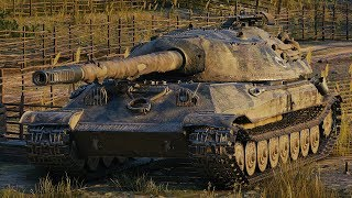 World of Tanks Object 705A - 12 Kills 10K Damage