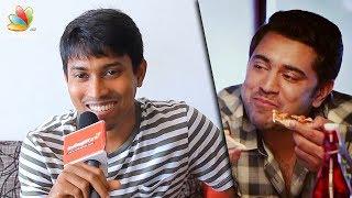 നിവിൻ നല്ല ഫുഡിയാണ്  : Althaf Salim Interview | Njandukalude Nattil Oridavela Movie