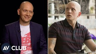 Barry's Anthony Carrigan talks NoHo Hank, and always being cast as a villain