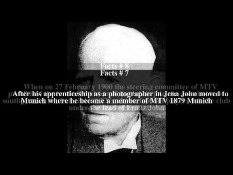 Franz John Top # 13 Facts