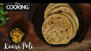 Kaara Poli | Masala Poli | Evening Snacks