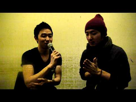The Philanthropic Concert Interview - Verbal Jint