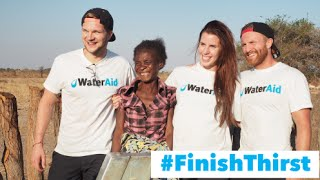 The amazing power of water - WaterAid #FinishThirst